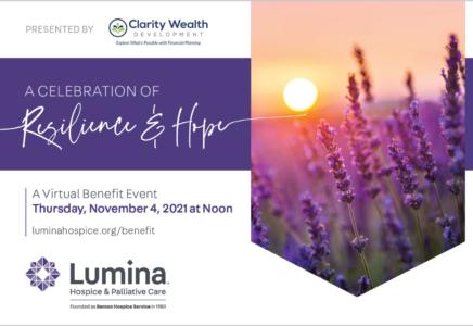 Lumina's Annual Benefit Event