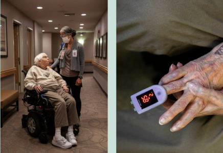 Lumina brings attention to impact of nursing shortage on end-of-life care in recent New York Times article.